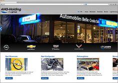 AHG-Cars Holding AG  Responsive Webseite für Mehrmarkenbetrieb in zwei Sprachen  Neue mobile optimierte Webseite für den mehr Marken Autobetrieb AHG-Cars Holding AG in Deutsch und Französisch. Der neue Onlineauftritt überzeugt mit modernem und übersichtlichem Design.  http://ahg-cars.ch/