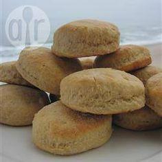Bisquets integrales @ allrecipes.com.mx