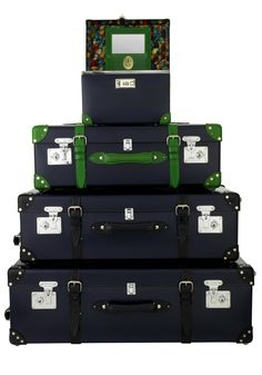 globe trotter the luggage icon
