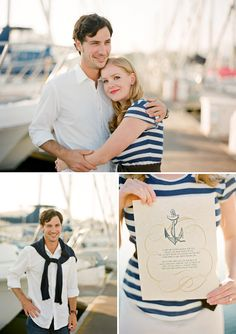 Our engagement shoot Nautical Engagement, Engagement Shoots, Engagement Ideas, Ventura County, Santa Barbara, Twine, Paper Shopping Bag, Lavender, Reusable Tote Bags