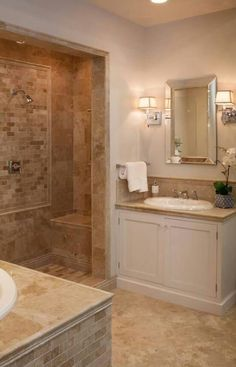 Bathroom Ideas Travertine silver travertine honed&filled tile marble - google search | grey