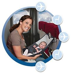 Infant Airplane Seat - Flyebaby Airplane Baby Comfort Sys...