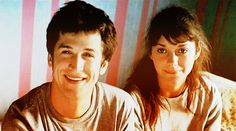 "Guillaume Canet and Marion Cotillard in ""Jeux d enfants"" (gif)"