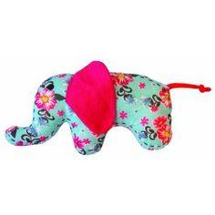 Muñeco-sonajero elefante