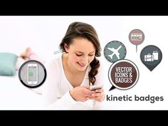 Kinetic Badges for Final Cut Pro X - YouTube