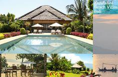Kundalini Beach Houses, Hotel in Bali Bali, Kundalini, Beach Houses, Indonesia, Travel Destinations, Viajes, Beach Homes, Coastal Cottage, Beach House