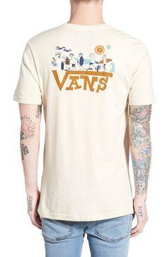 55e53172d3 Vans  Yusuke Hanai Collection  Graphic Pocket T-Shirt