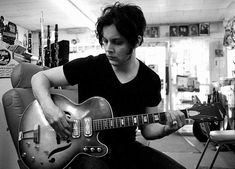 Jack White Catholic? all us guitarists are I guess.