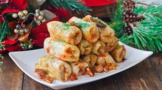 My recipe for traditional Romanian Cabbage Rolls (Sarmale) are made with sour cabbage stuffed with pork, beef and bacon. They're the best cabbage rolls! Pork Recipes, Cabbage Recipes, Cooking Recipes, Sour Cabbage, Cabbage Leaves, Pickled Cabbage, Jo Cooks, Good Food, Yummy Food