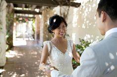 V Neck Bride