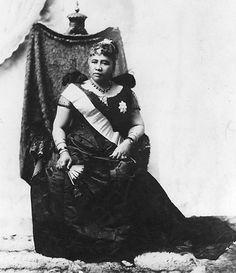 Queen Lydia Liluokalani  Born: September 2, 1838  Died: November 11, 1917  Ruled: January 20, 1891 - November 11, 1917