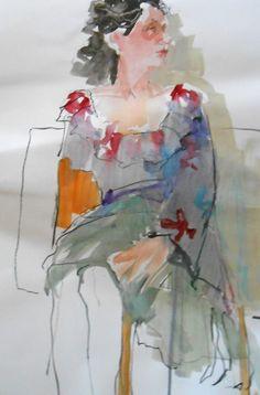 Irreverent Art....Artist, Liz Hill