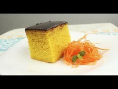 Pastel de zanahoria en licuadora Sin Gluten, Cornbread, Muffins, Baking, Cake, Ethnic Recipes, Desserts, Food, Breads