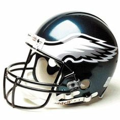 Philadelphia Eagles Full Size Authentic ProLine NFL Helmet by Riddell by Riddell. $189.95. Item 1AFS-Phi by Riddell in category NFL > Philadelphia Eagles. The ultimate football helmet collectible. This officially licensed NFL Pro Line helmet is just like what the pros wear.