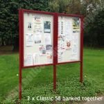 Whiteboards, Notice Boards & Pavement Signs - Viro Display UK - http://www.virodisplay.co.uk/