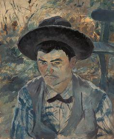 Toulouse-Lautrec Henri de, Le jeune Routy