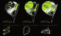 Nike Golf Vapor Driver Series. Come and try at Miles of Golf