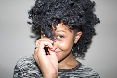 Get this fab look with #kinkyhair Queen Alicia ~ Queen Of Kinks, Curls & Coils™ (Neno Natural) - Neno Natural ~ We Grow Big, Beautiful Afros! #naturalhair #naturalhairstyles #curlyhair  #nenonatural #vlogger #blogger #hairblogger