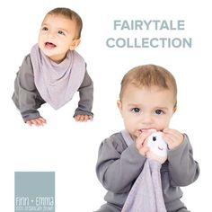 Our Fairytale Collection is a dream come true! Made of 100% GOTS Organic Cotton and the cutest prints! Shop at finnandemma.com 🌿 #finnandemma