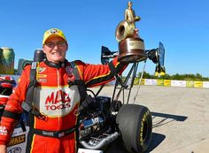 (September 23, 2013) - Doug Kalitta captured his first win of the season in the world's fastest and quickest motorsports class on Sunday with a Top Fuel ...