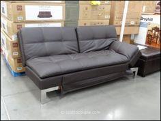 Sleeper Sofas Leather sofa Beds Costco