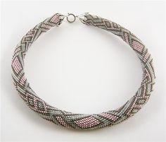 Beaded Jewelry, Handmade Jewelry, Bead Crochet Rope, Brick Stitch, Gemstone Bracelets, Bead Crafts, Seed Beads, Beadwork, Beading