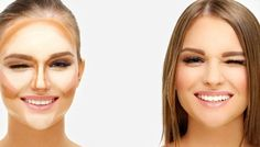 contouring before after
