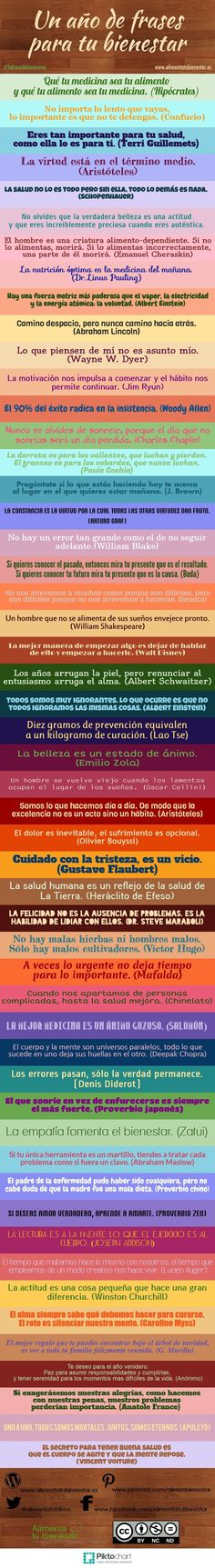 Excelentes frases. Good quotes.