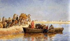 at the Nile - E. Lord Weeks, ca. 1895