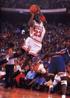 Mike Off Balance, '91 East Semis.