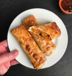 Air Fryer Shrimp Egg Rolls - Meal Planning Mommies