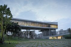 Gallery - Chongqing Taoyuanju Community Center / Vector Architects - 3