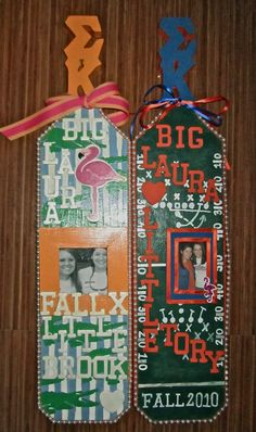 Sigma Kappa! Best paddles ever! Go Gators! My littles are awesome!<3