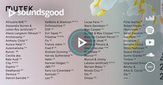 Max Cooper, Noms, Mai, Programming, Ocean Waves, Program Management, Music