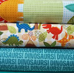 Boy's Toddler Bedding Dinosaurs Quilt / by ThePincushionStore Kids Bedroom, Bedroom Ideas, Sewing Projects, Projects To Try, Grand Kids, Atticus, Boy Room, Toddler Boys, Nursery