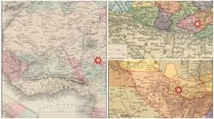 A beautifull atlas of cursed and mysterious locations around the world | The Vintage News