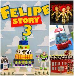 Festa Toy Story 3.