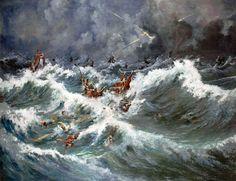 Kamikaze- Destruction of the Mongol fleet by the Divine Wind, Mongol Invasion of Japan