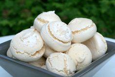 » Les meringues : Française, Suisse et Italienne : quelles utilisations ? - La cuisine de Mercotte :: Macarons, Verrines, … et chocolat