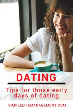 dating advice early days