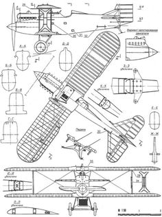 702 best airplane schematics, technicalities \u0026 dimensionals imagesgrigorovich i 2 was a biplane fighter aircraft of the soviet union, the first