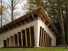 Costruire Case con balle di Paglia Terra Cruda Argilla Legno - Armonia Umanita'