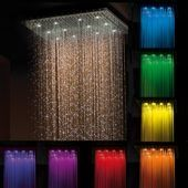 Oh I wish I could put this in my bath....just like showering in the rain under a rainbow!