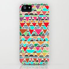 bunting iPhone & iPod Case #bunting #sharonturner #society6 #case