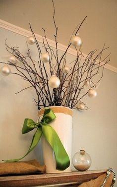 Christmas decorating ideas for chandeliers - Google Search