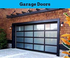 Christmas Garage Door Decorations - Modern Garage Door. #garageentrance, #garageoverhang, #mancavegarage. Look at the webpage to see more on Garage Doors  Click the link for more Modern Garage Doors, Man Cave Garage, Garages, Entrance, Entryway, Appetizer, Contemporary Garage Doors, Garage, Garage House