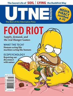 "Utne Reader: Bi-Monthly: ""Alternative Coverage of Politics, Culture, & New Ideas"". http://www.utne.com/home.aspx"