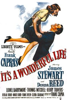 """It's a Wonderful Life was based on a """"Christmas Card"""" short story by Philip Van Doren Stern, which was originally sent out to around 200 of Stern's friends and family in December of 1943.    The short story was called The Greatest Gift and was inspired by a dream Stern had one night in the 1930s."""