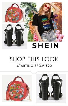 """shein"" by crz963 ❤ liked on Polyvore featuring shein"