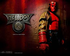 Hellboy - Wallpaper with Ron Perlman. The image measures 1280 * 1024 pixels and was added on 4 December Hellboy 2004, Hellboy Movie, Baby Hellboy, Hellboy Wallpaper, Steampunk Movies, Ron Perlman, English Movies, Boys Wallpaper, Hooray For Hollywood